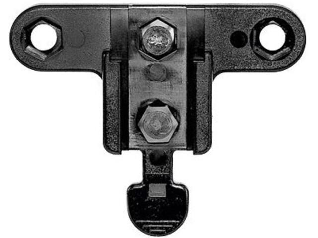 Litecco Rear Light Holder G-Ray/Cando for Carrier Racks black